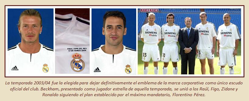 HF Los escudos del Real Madrid CF 39