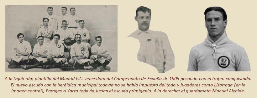 HF Los escudos del Real Madrid CF 9