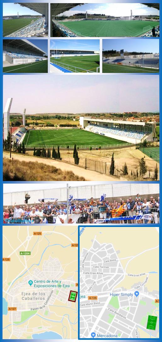 estadio Ciudad Deportiva