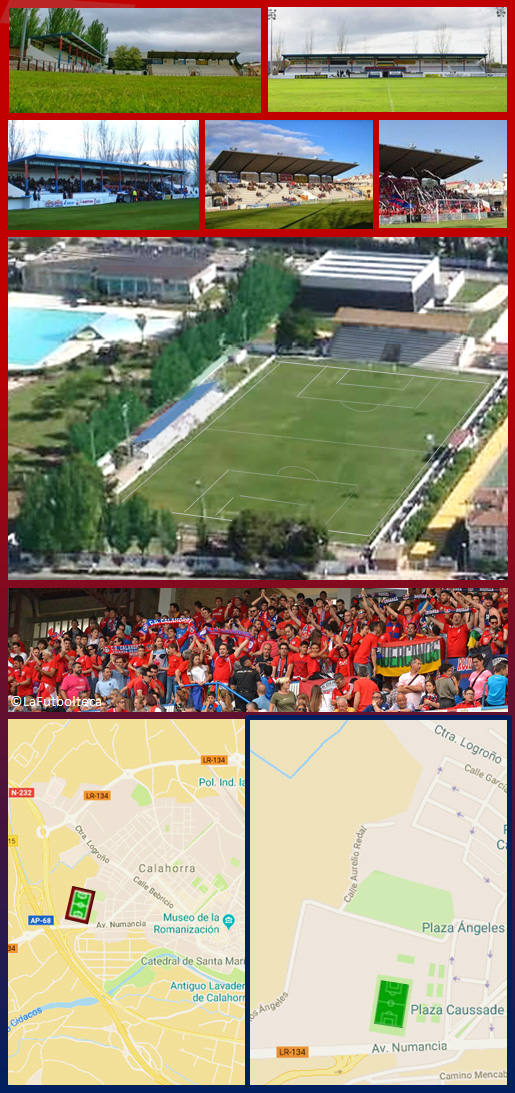 estadio Municipal La Planilla
