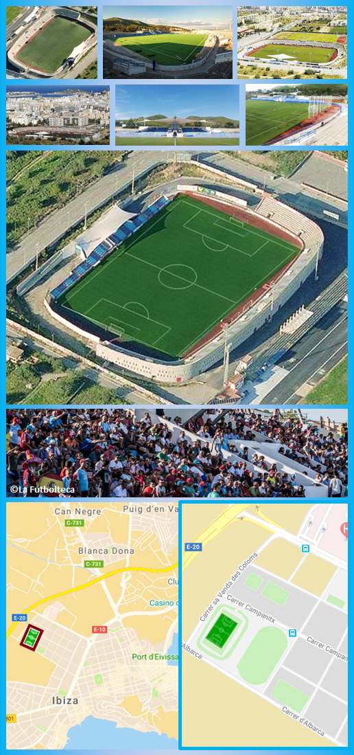 estadio Municipal Can Misses