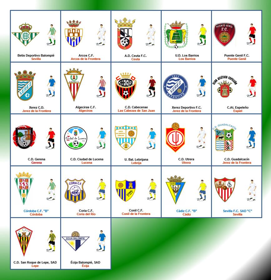 Tercera División Grupo X :: La Futbolteca. Enciclopedia del Fútbol ...