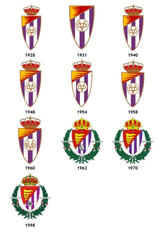 Real Valladolid Club De Fútbol S A D La Futbolteca Enciclopedia Del Fútbol Español