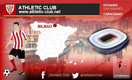 club futbol bilbao    La Futbolteca. Enciclopedia del Fútbol Español 2229f250994d3