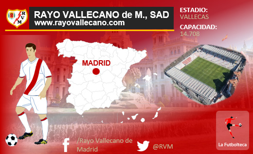 escudo Rayo Vallecano Madrid 9a834c3dc7986