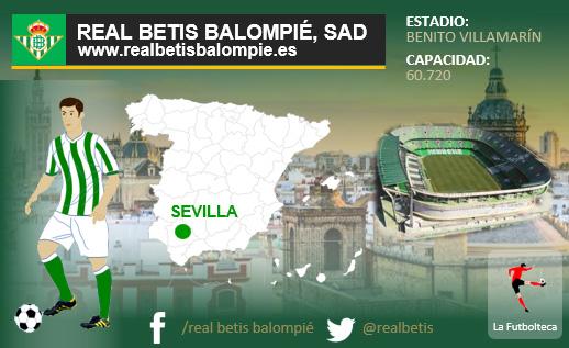 escudo Real Betis Balompie. PLANTILLA 2018-2019  1aa7ab02ba280