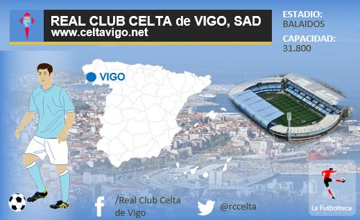 ce8f624427ed4 Real Club Celta de Vigo