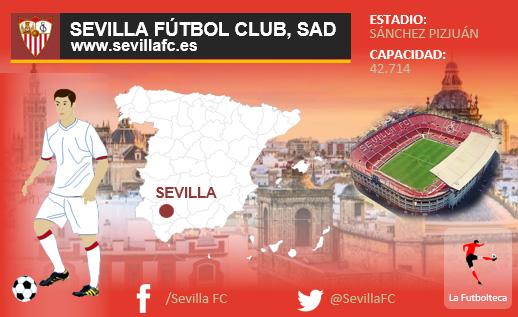 Calendario Sevilla Fc 2020.Sevilla Futbol Club S A D La Futbolteca Enciclopedia Del