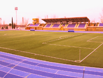 estadio CD Las Rozas