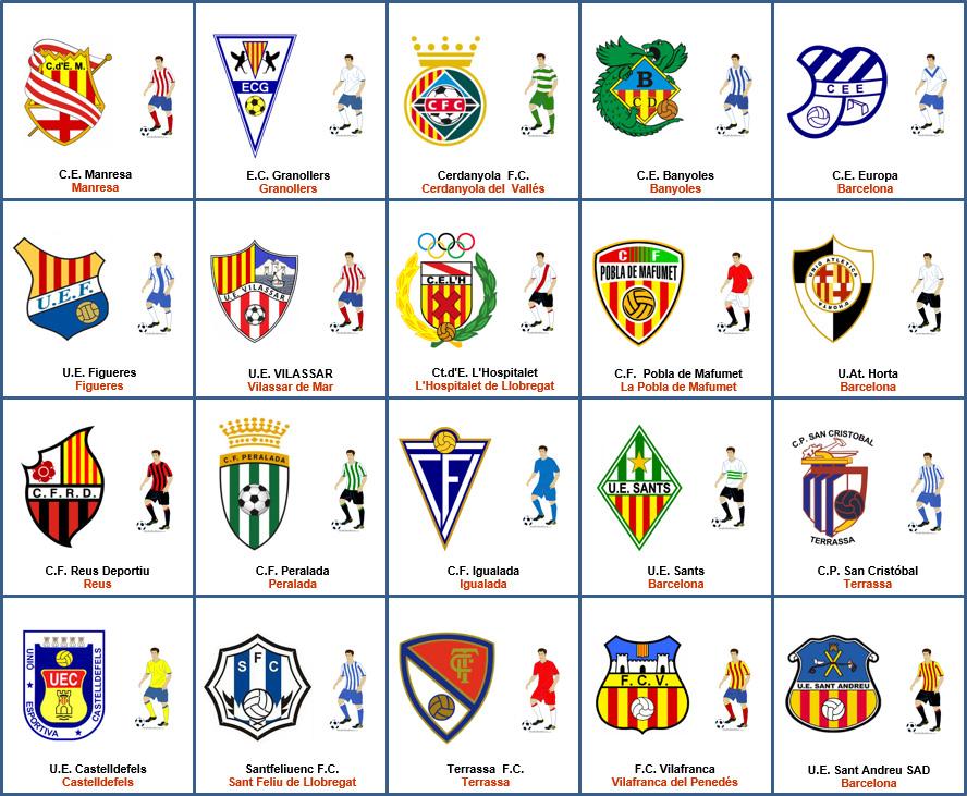 Tercera División Grupo V :: La Futbolteca. Enciclopedia del ...