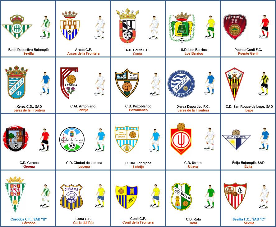 Tercera División Grupo X :: La Futbolteca. Enciclopedia del ...