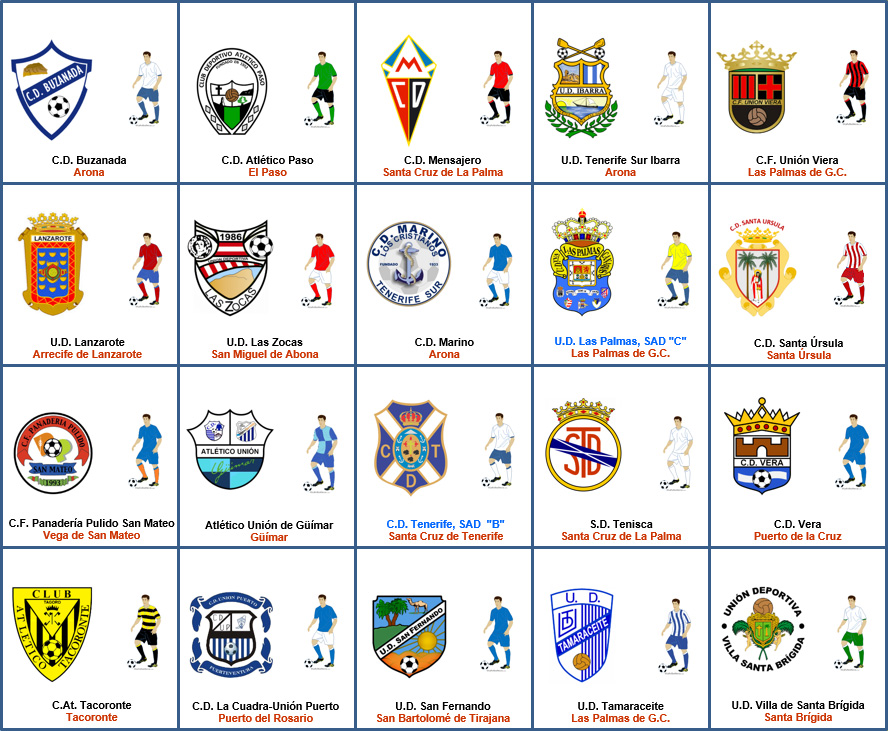 Tercera División Grupo XII :: La Futbolteca. Enciclopedia ...