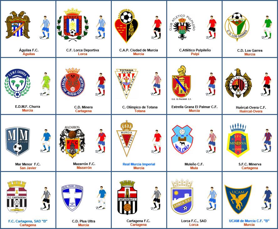 como comprar primera vista buscar original Tercera División Grupo XIII :: La Futbolteca. Enciclopedia ...