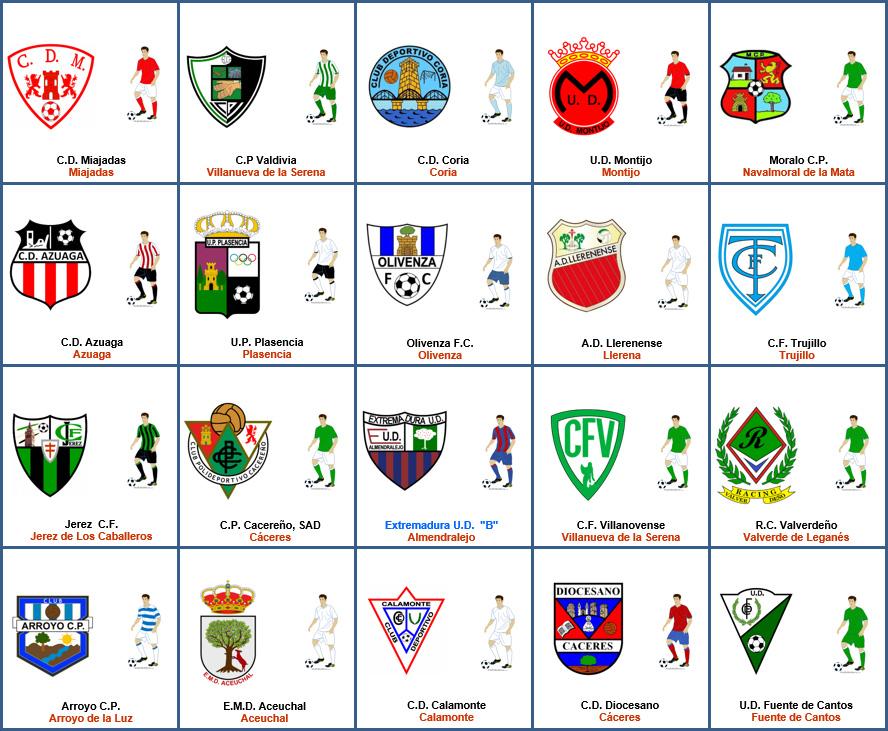 Tercera División Grupo XIV :: La Futbolteca. Enciclopedia ...