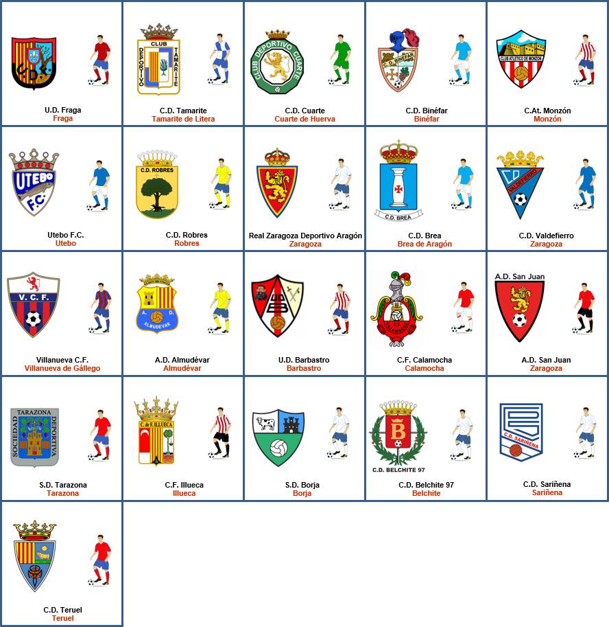 Tercera División Grupo XVII :: La Futbolteca. Enciclopedia ...
