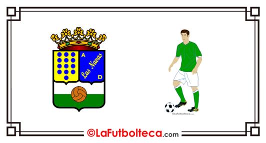 escudo-uniforme A.D. Las Navas