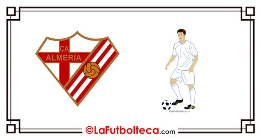 escudo-uniforme C.A. Almería