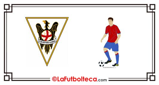 escudo-uniforme C.D. Almería