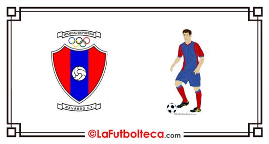 escudo-uniforme S.D. Navarro C.F.