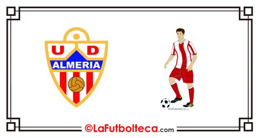 escudo-uniforme U.D. Almería, SAD