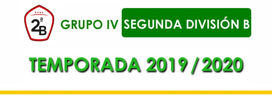 titular segunda b grupo 4 2019-2020