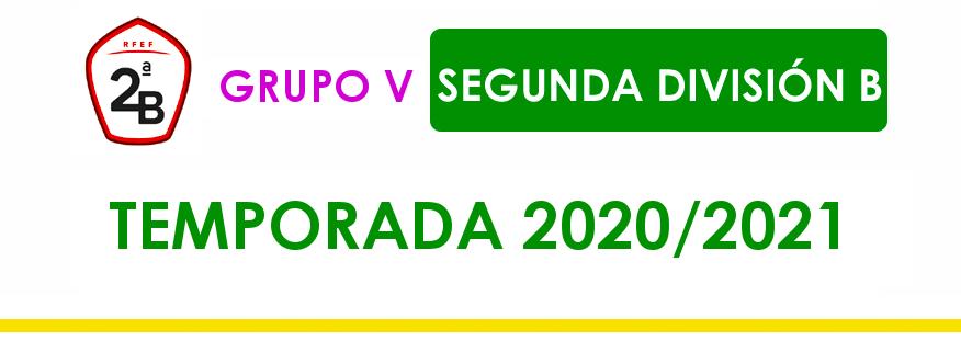 titular segunda b grupo 5 2020-2021