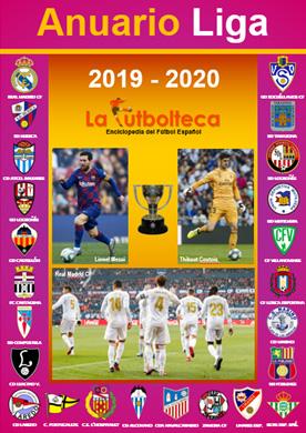 anuario Liga 2019-2020