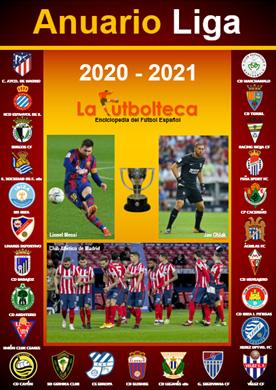 anuario Liga 2020-2021